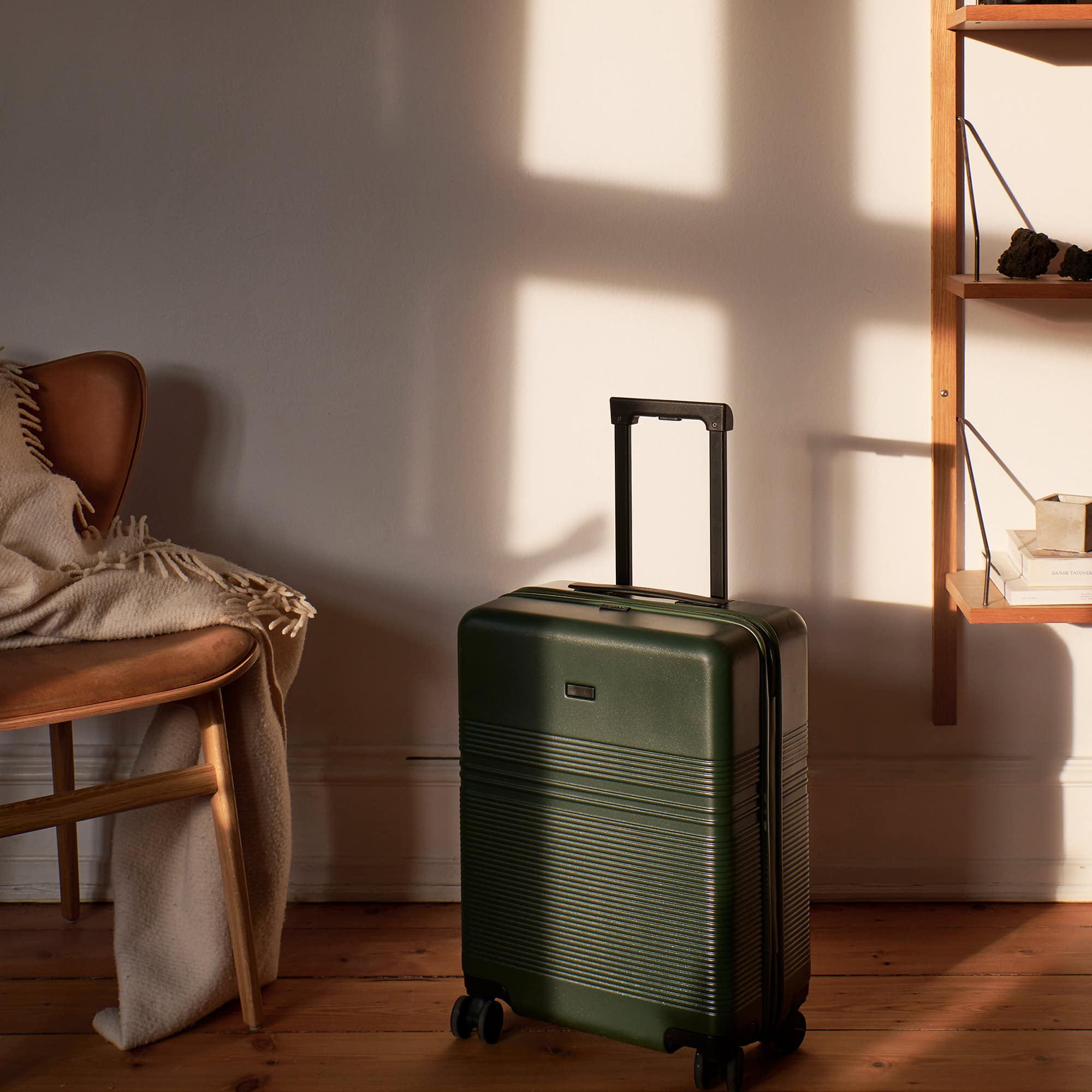 NORTVI duurzame koffer