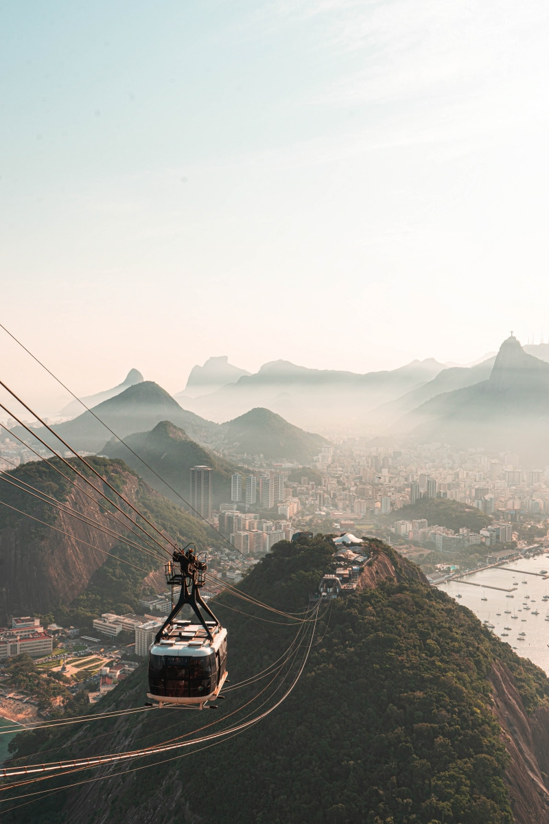Rio, the buzzling latin city