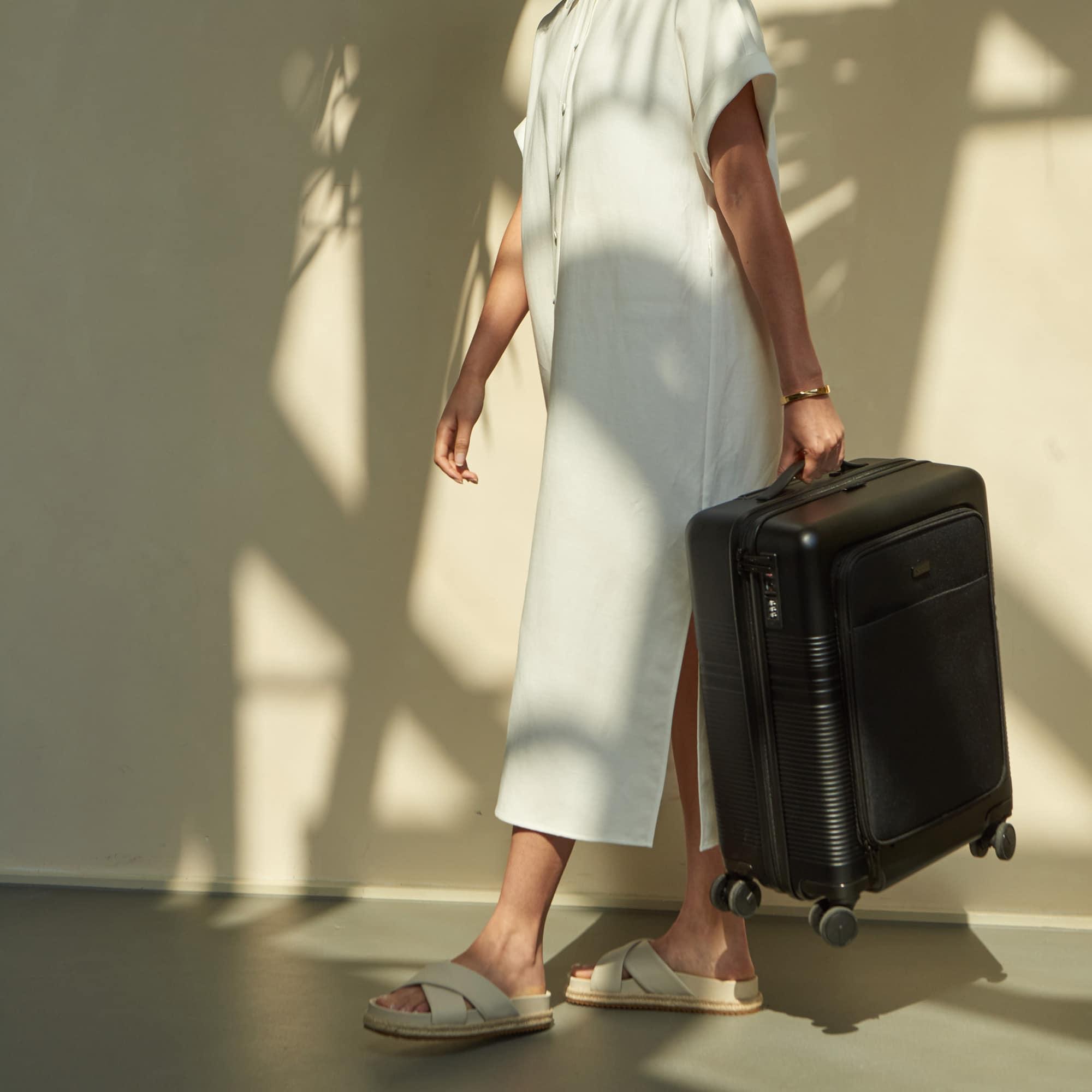 NORTVI front pocket koffer handbagage