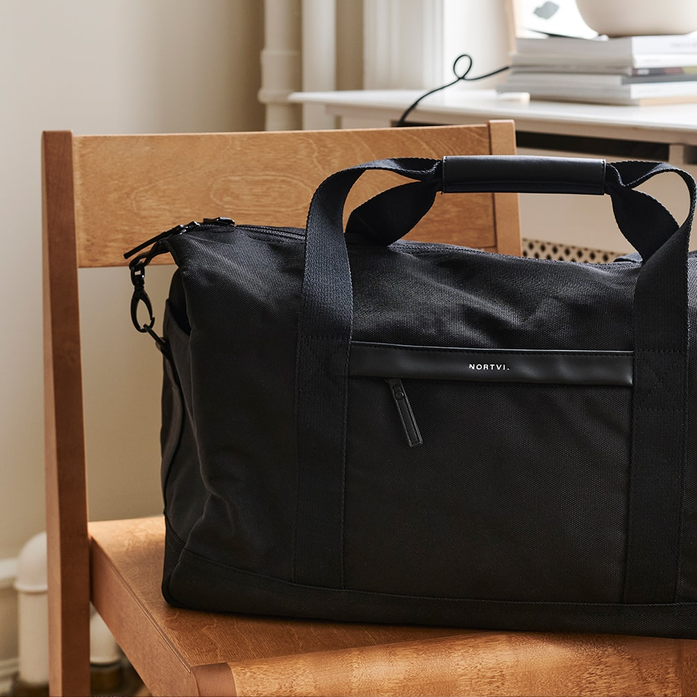 NORTVI Weekend bag made of sustainable material
