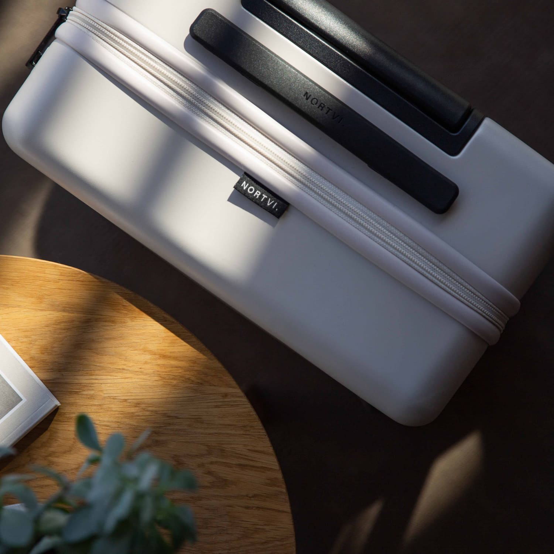 NORTVI Sand White Essential koffer