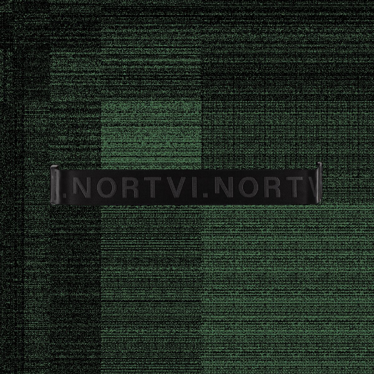 NORTVI strap gepersonaliseerd reis travelgear
