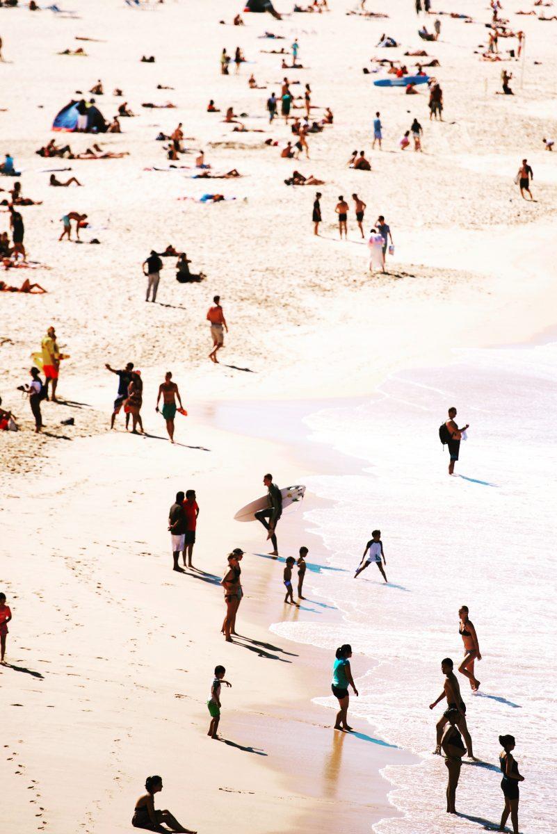 Sydney, the surfers paradise