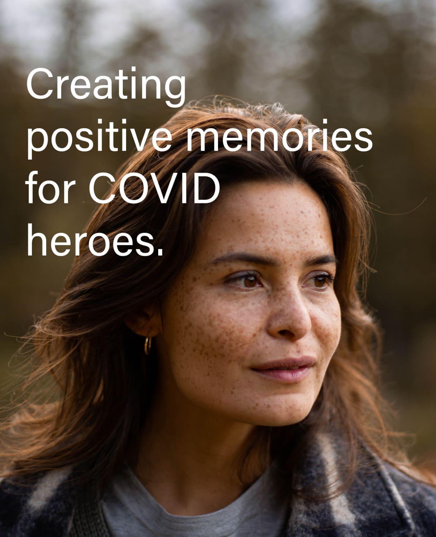 COVID heroes NORTVI