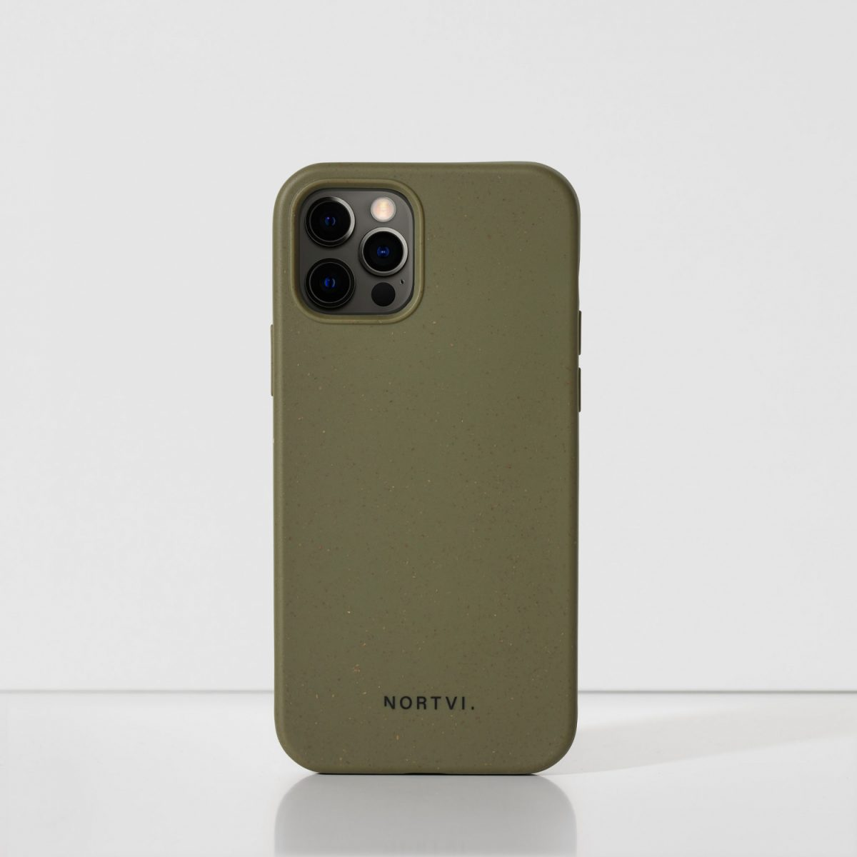 NORTVI green phone case for iPhone 11 case