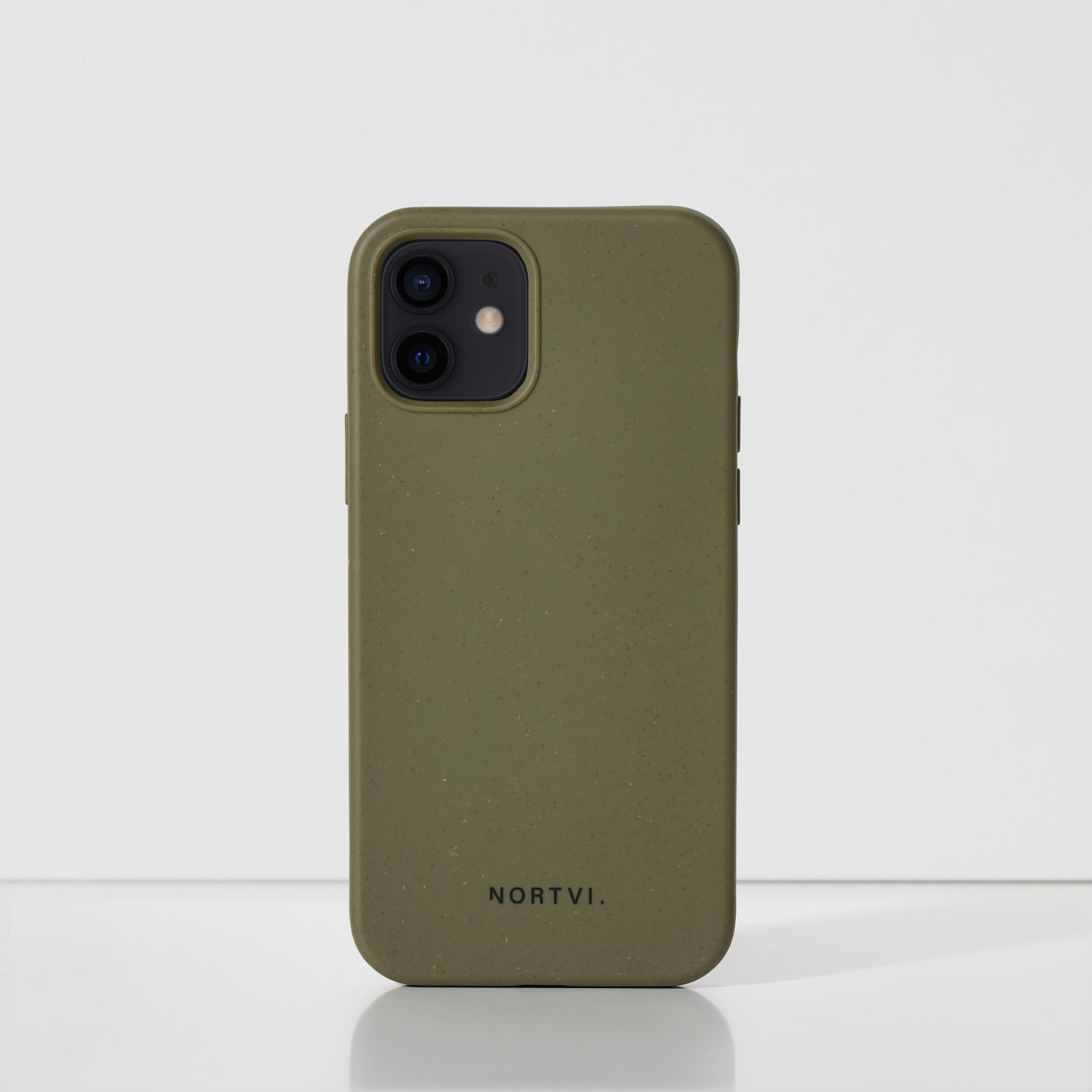 Iphone 12 green groen hoes case