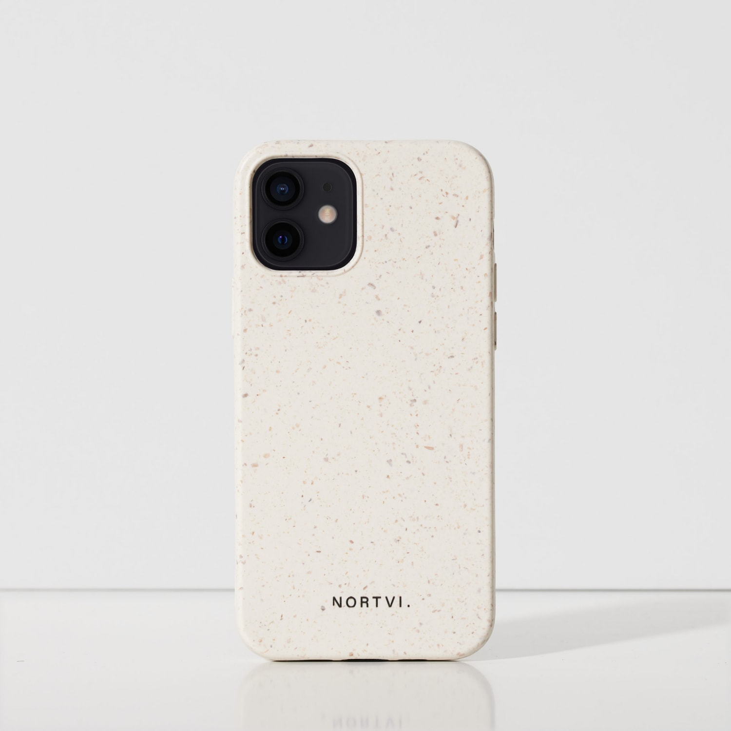 Iphone 12 white hoes case