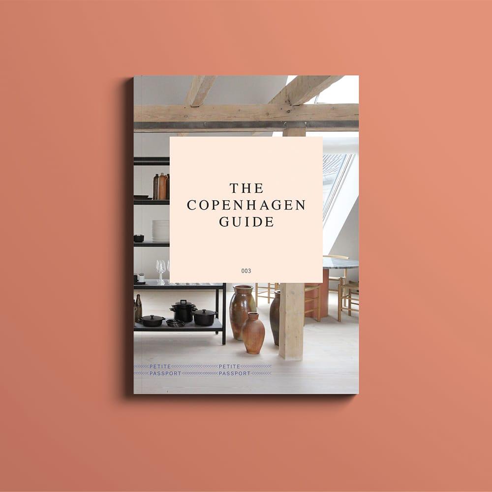 Petite Passport travel Guide Copenhagen reisgids