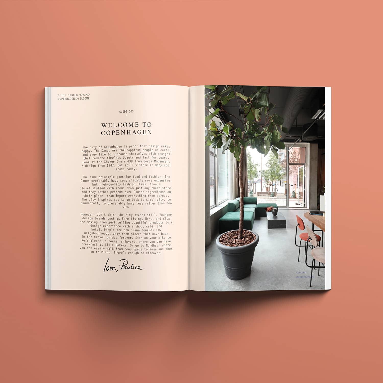 Petite Passport travel Guide Copenhagen