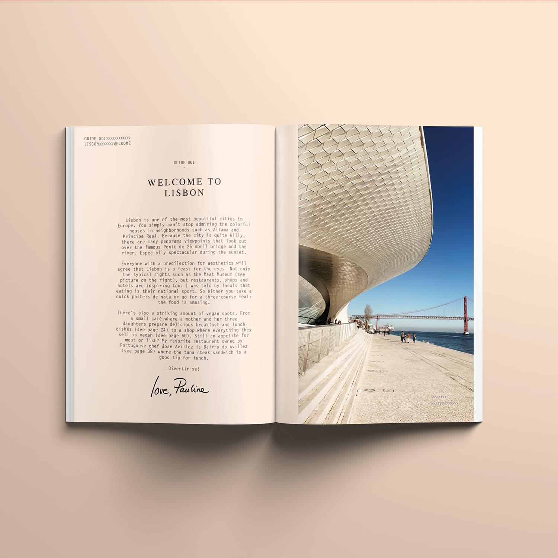 Petite Passport travel Guide Lisbon