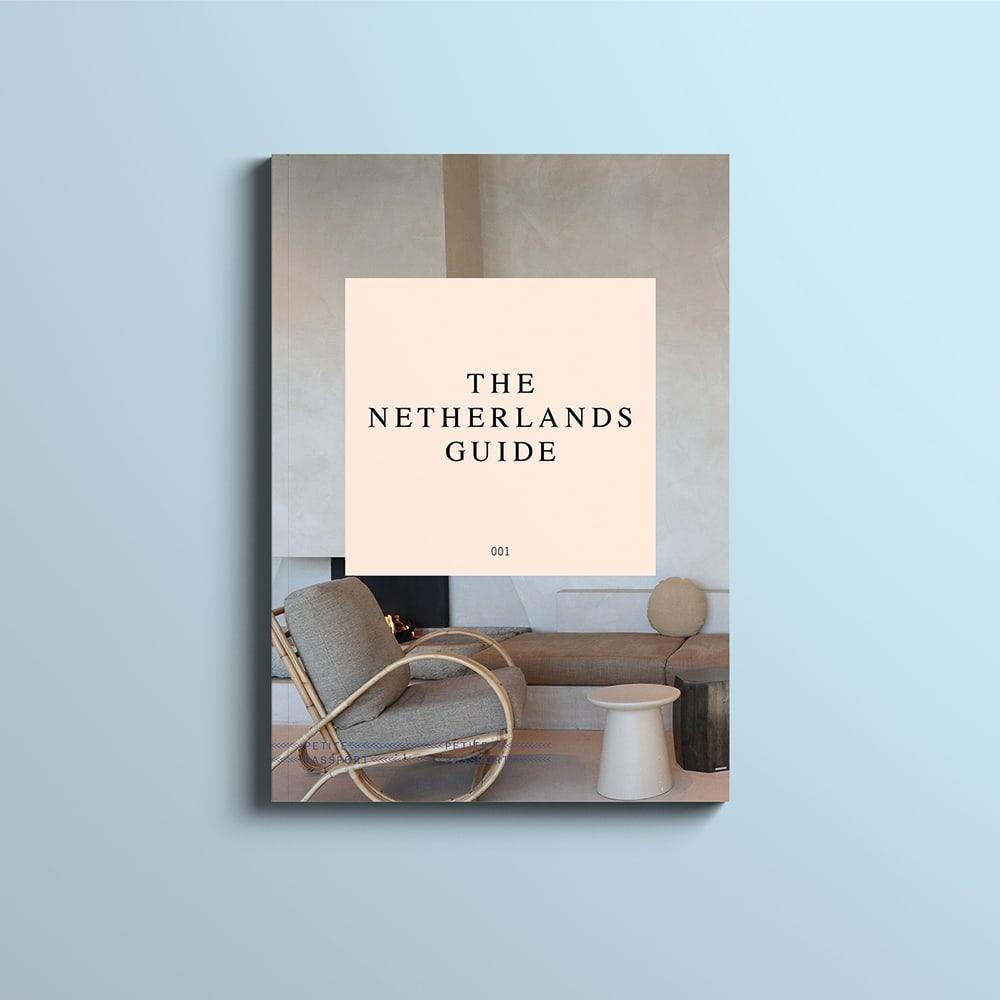 Petite Passport travel Guide the Netherlands reisgids