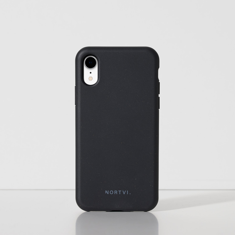 Iphone XR black zwart hoes case