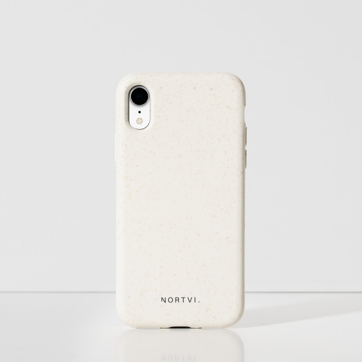 Iphone XR white wit hoes case