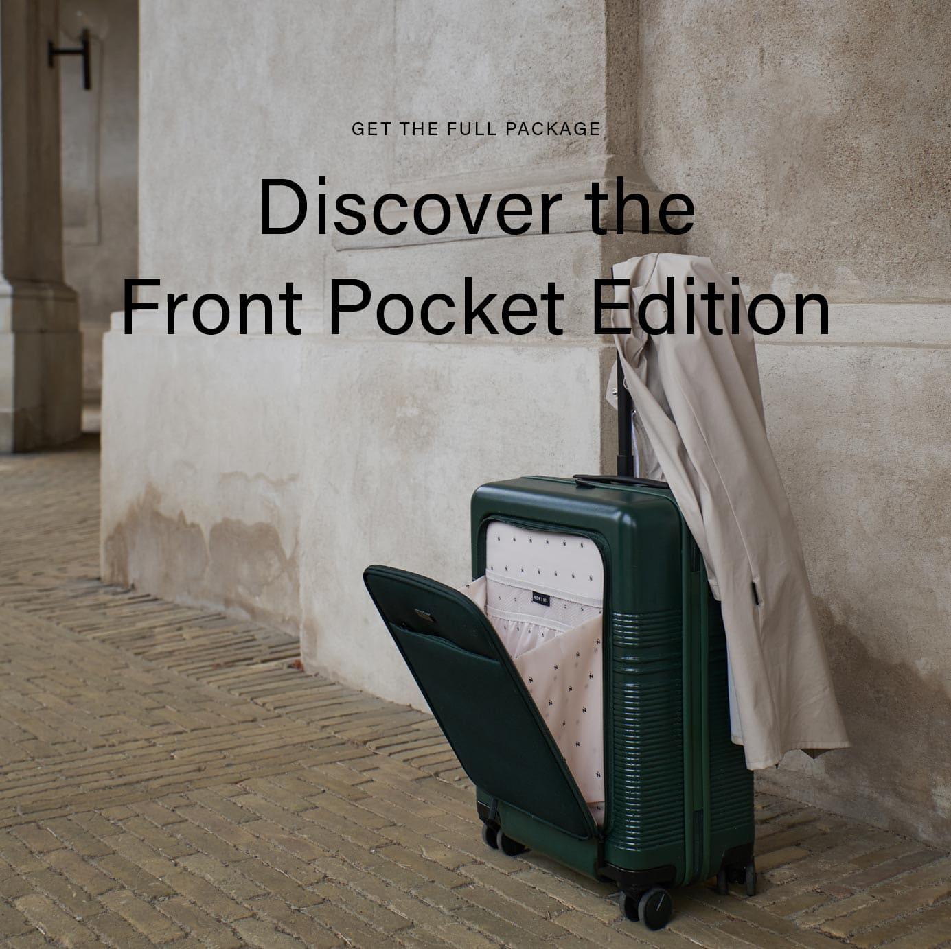 NORTVI Essential koffer