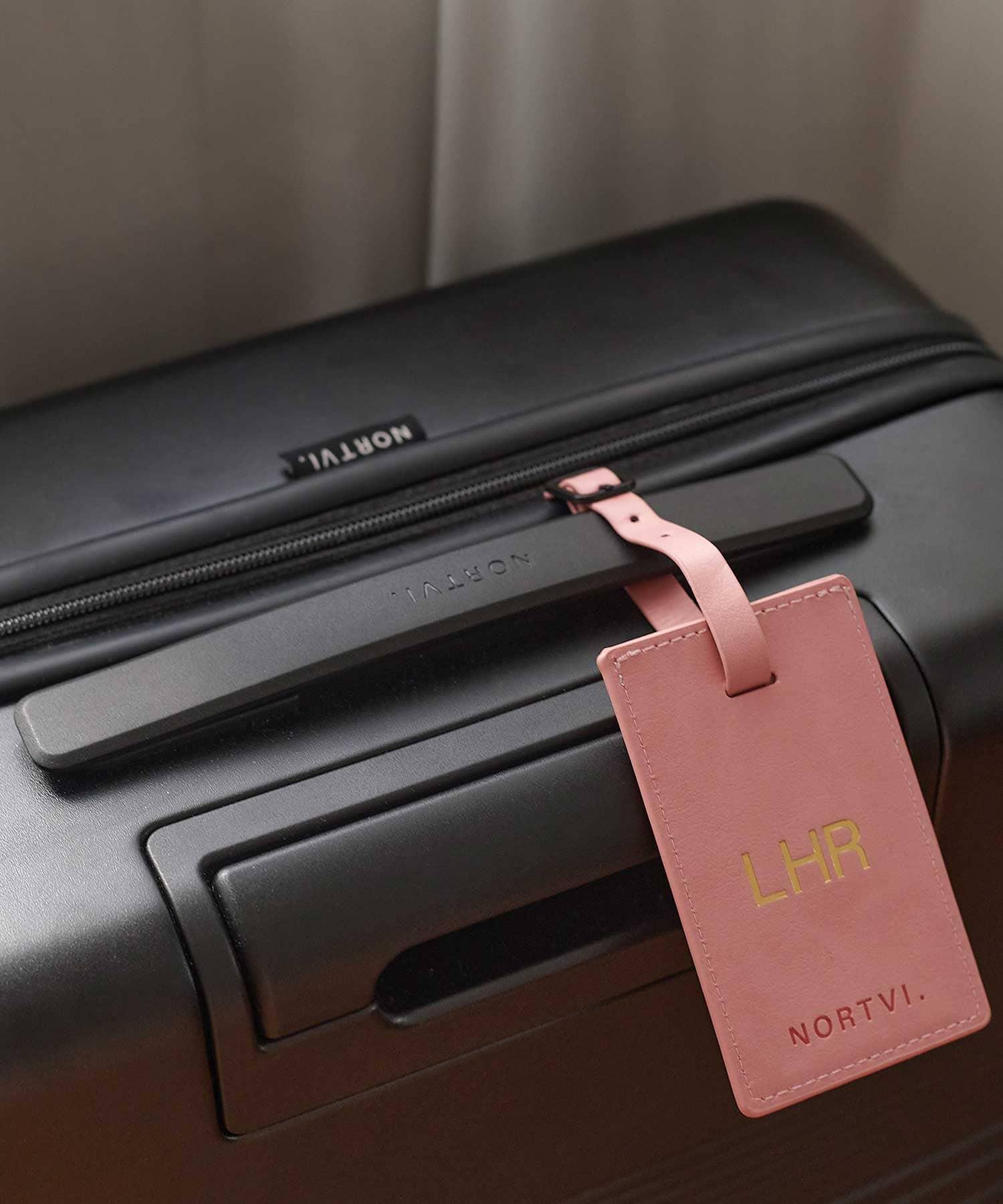 Luggage tag NORTVI